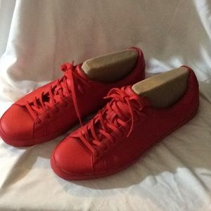 Red size 11 Men's sneakers